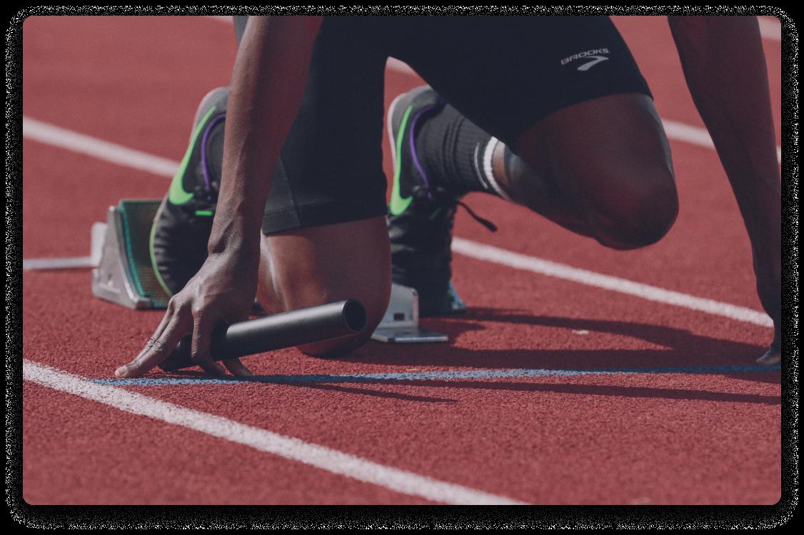 athlete-on-sports-track