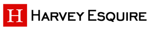 Harvey Esquire Logo