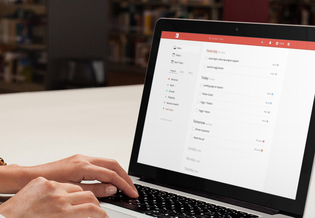 Todoist Time Tracking Integration