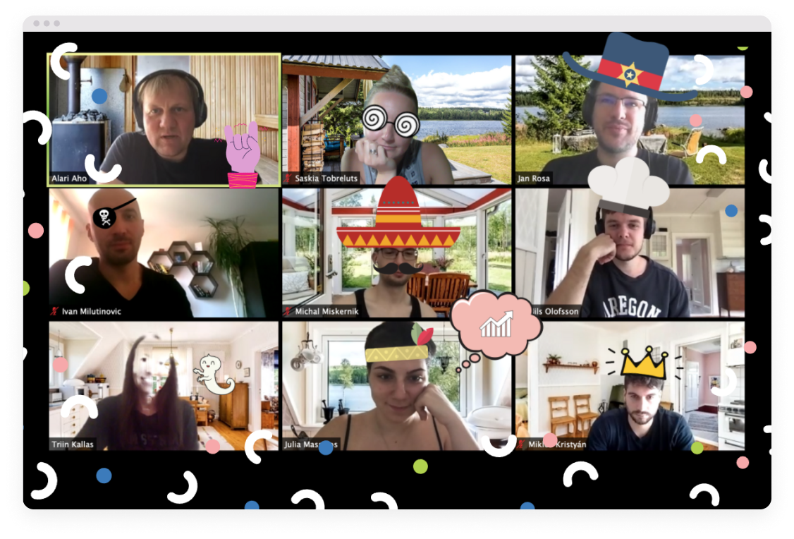 We've been a fully remote team since we started in 2017, so we know your struggles better than anyone.