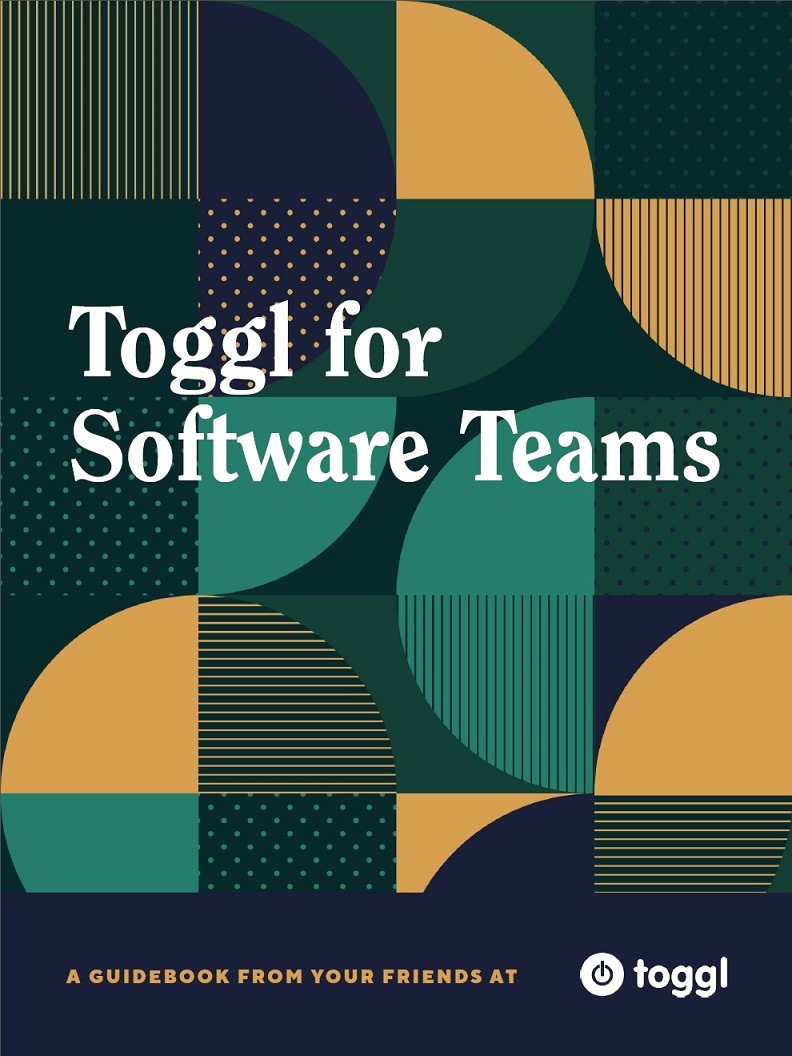 Image of the cover of the ebook Toggl Track for Software Teams