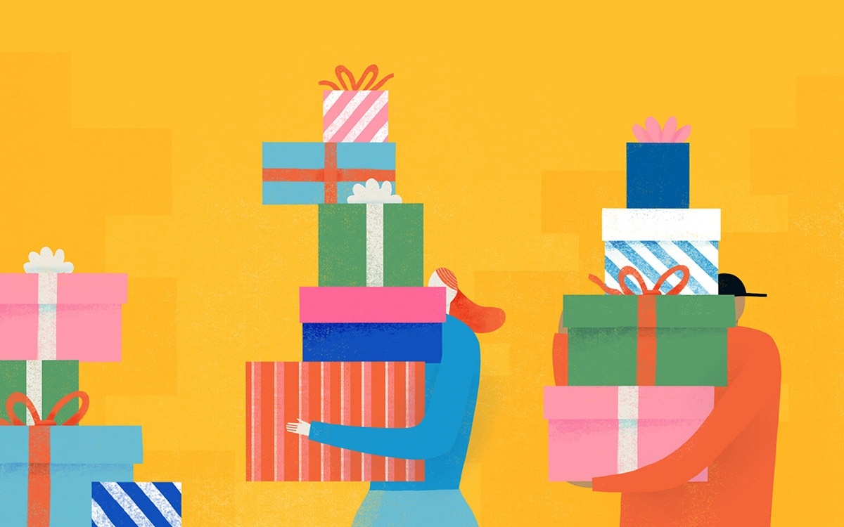 motivate employee time tracking with gifts