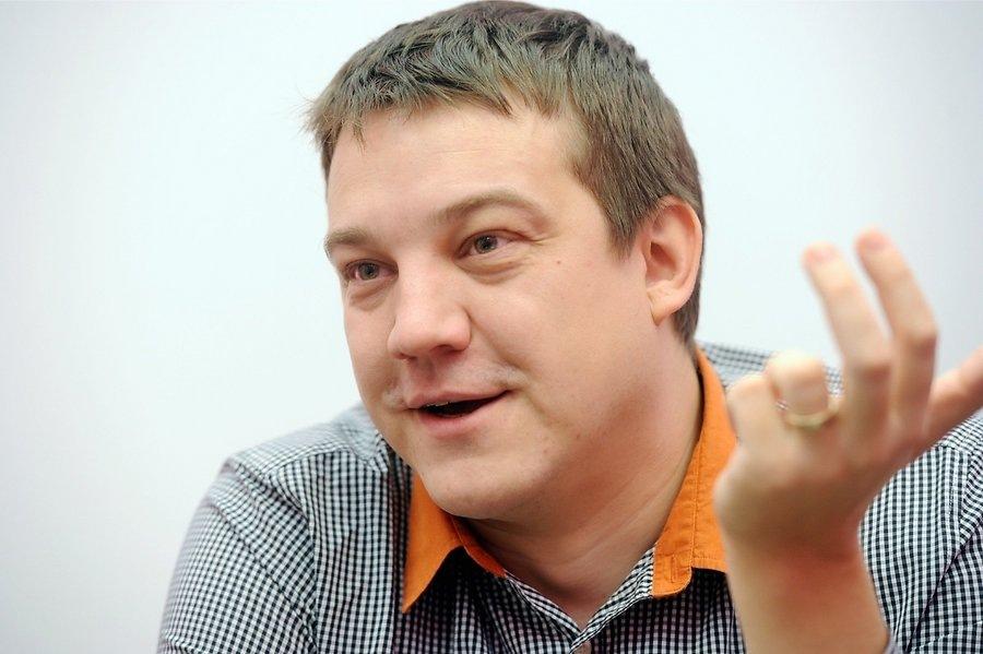 Photo of Sten Tamkivi, Teleportl