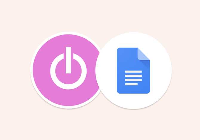 Time tracking integration with Google Docs