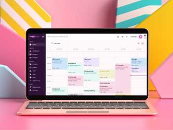 Screenshot of Toggl Track Product Screens