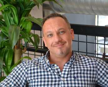 Rich Tuckwell-Skuda, COO of Platinum Companies