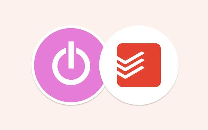 Time tracking integration with Todoist