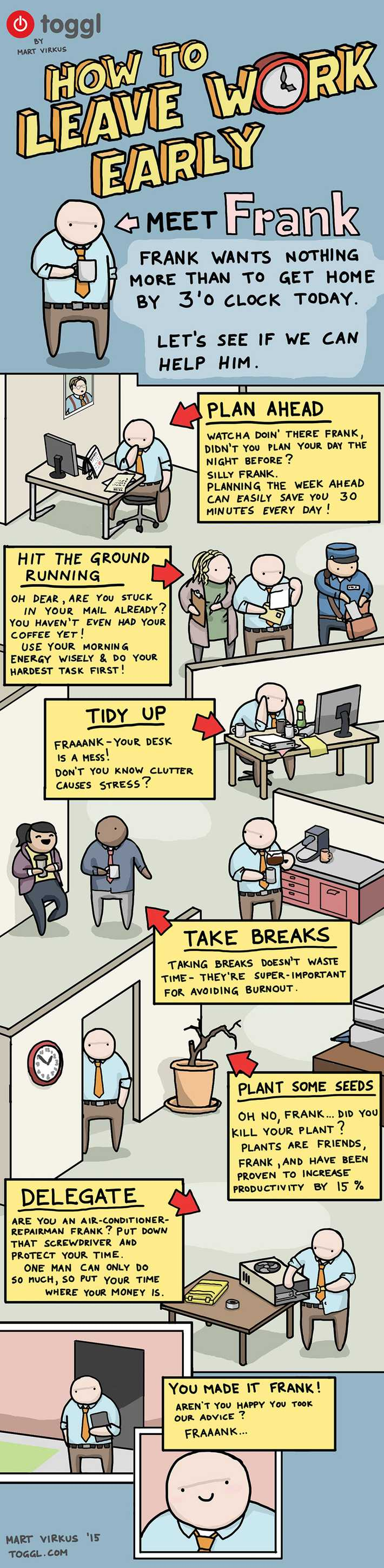 Office Productivity Tips