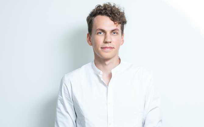 Profile photo of Serge Herkul, CEO of Toggl Track