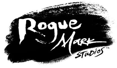 RogueMark Studios logo